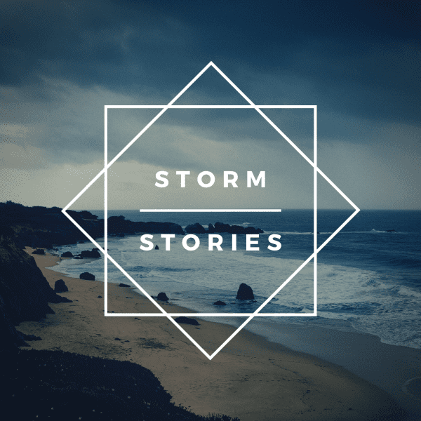 Storm Stories: Jesus Calms the Storm Image