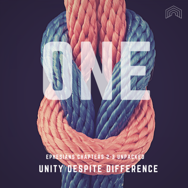 One: Unity Despite Difference, Part 2 Image