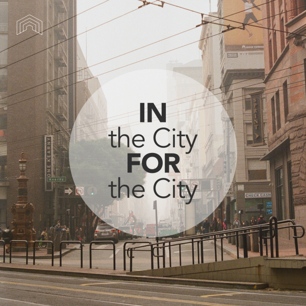 IN the City, FOR the City, Pt. 5 : Eating!  Image
